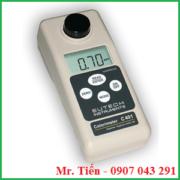 Máy đo nồng độ Clo, Ozone, Cyanuric Acid, pH, Bromine hãng Eutech