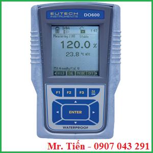 Máy đo Oxi hòa tan trong nước CyberScan DO 600 hãng Eutech