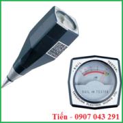 Máy đo pH đất DM-13 hãng Takemura