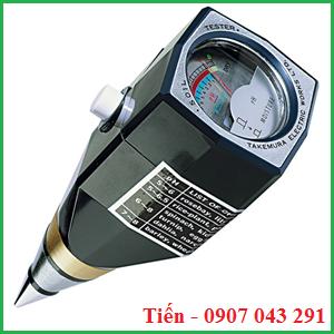 Máy đo pH và độ ẩm đất DM-15 hãng Takemura