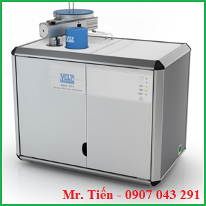 Máy phân tích Nitơ / Protein theo phương pháp Dumas NDA 701 hãng Velp