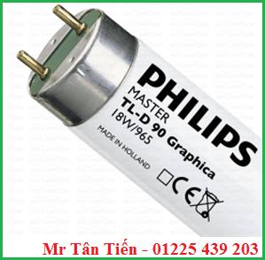 Bóng đèn so màu D65 mô phỏng ánh sáng ban ngày đạt chuẩn quốc tế