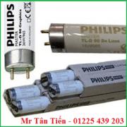 Bóng đèn so màu của hãng Philips được dùng để tạo ra môi trường màu sắc riêng biệt để so màu sản phẩm