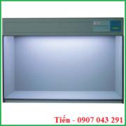 Tủ so màu của hãng Tilo cung cấp 6 nguồn sáng của hãng Philips gồm: D 65, TL 84, TL 83, F, UV, CWF