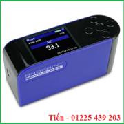 Máy đo độ bóng 1 góc 60 hãng Rhopoint được dùng để đo các mẫu có độ bóng 10 - 70 GU.