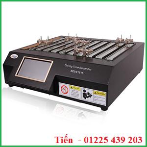 Máy đo thời gian khô màng sơn hãng BEVS được dùng để kiểm tra thời gian khô của vật liệu phủ.