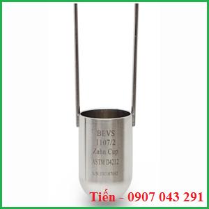 Cốc đo độ nhớt Zahn Cup hãng BEVS Trung Quốc