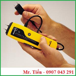 Đầu đo và dây hỗ trợ đo độ ẩm của máy BLD 2000