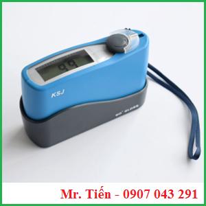 Máy đo độ bóng Gloss Meter 60 Trung Quốc giá rẻ MG6-S1 hãng KSJ