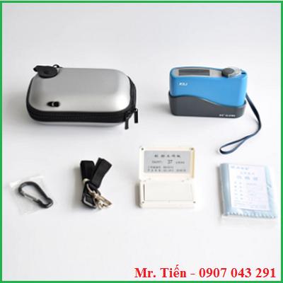 Máy đo độ bóng Gloss Meter 60 Trung Quốc giá rẻ MG6-S1