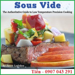 Nấu ăn ngon trong nhà hàng bằng máy Sous Vide