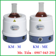 Bếp đun bình cầu hãng Boeco (model KM-M, KM-ME)