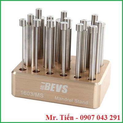 14 trục của dụng cụ kiểm tra độ bền sơn khô BEVS 1603
