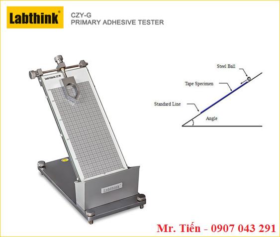 Máy đo độ bám dính băng keo CZY-G hãng Labthink