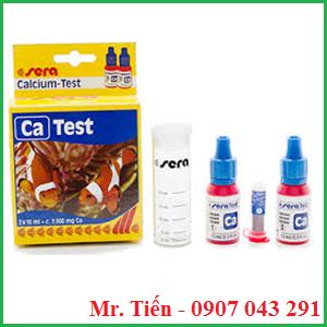 Hộp test Canxi trong ao nuôi tôm cá hãng Sera