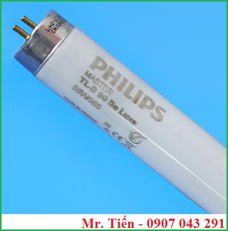 Bóng đèn D65 nhiệt độ màu 6500K Philips