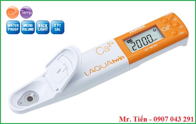 Bút đo ion Canxi LAQUAtwin Ca2+ Horiba Nhật Bản