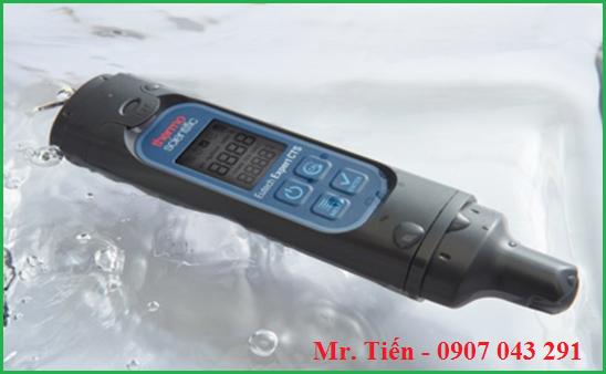 Bút đo pH nước Expert pH có khả năng chống nước tốt theo chuẩn IP67