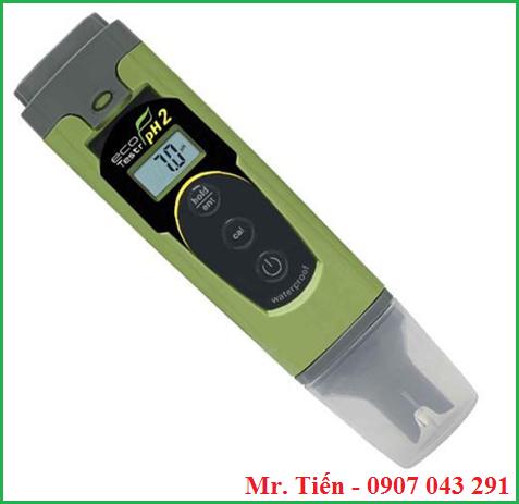 Bút đo pH nước giá rẻ Ecotestr pH2 hãng Eutech