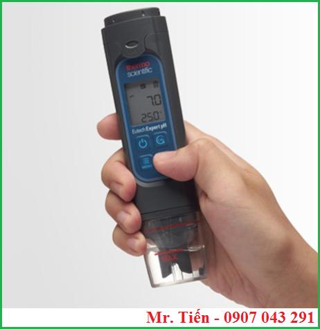 Bút đo pH nước giá rẻ Expert pH của hãng Eutech