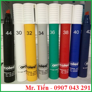 Bút kiểm tra năng lượng bề mặt Dyne Test Pen