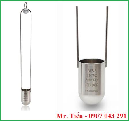 Cốc đo độ nhớt Zahn Cup BEVS 1107 hãng BEVS