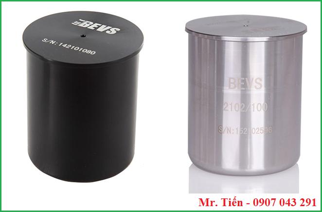 Cốc đo tỷ trọng 100 ml BEVS 2101/100 và BEVS 2102/100