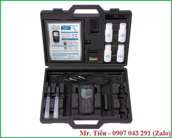 Cung cấp bao gồm của máy đo độ dẫn đa chỉ tiêu LAQUA PC210 Horiba