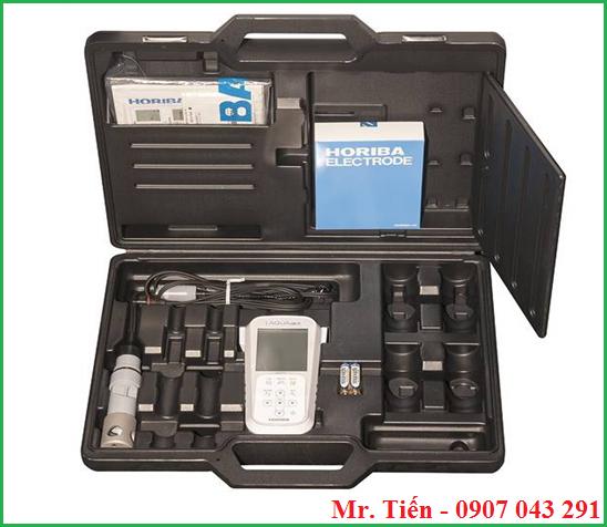Cung cấp bao gồm của máy đo Oxy DO 110 Horiba