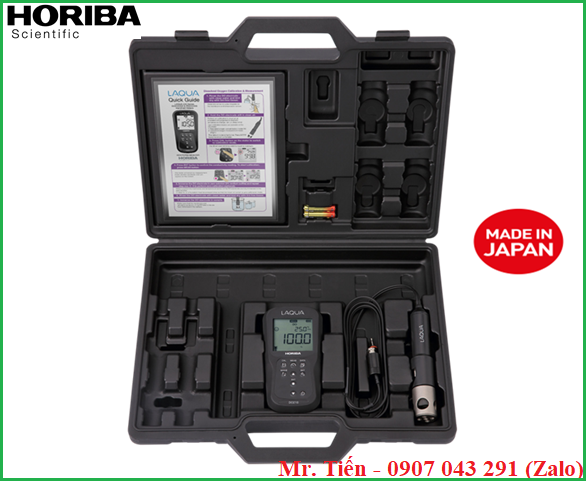 Cung cấp bao gồm của máy đo Oxy trong nước ao nuôi tôm cá Horiba LAQUA DO 210
