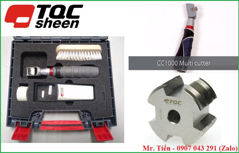 Dao cắt kiểm tra độ bám dính sơn (Cross cut Adhesion) hãng TQC Sheen