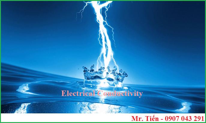 Độ dẫn điện của nước Electrical Conductivity EC