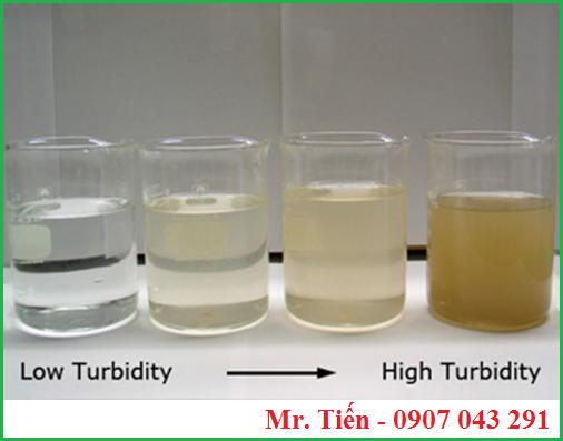 Độ đục của nước Turbidity