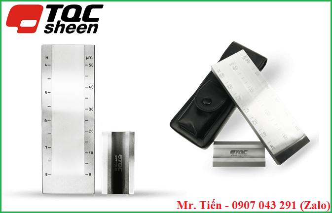 Dụng cụ đo độ mịn sơn (Fineness of grind gauges) hãng TQC Sheen (Hà Lan)