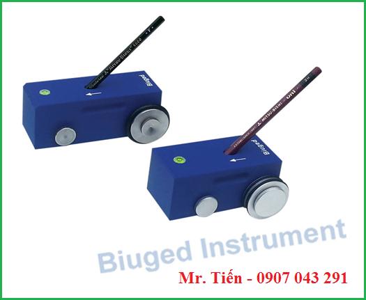 Dụng cụ kiểm tra độ cứng sơn bằng bút chì hãng Biuged