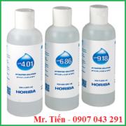 Dung dịch hiệu chuẩn pH 4/7/10 hãng Horiba