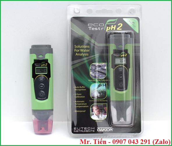 Hướng dẫn hiệu chuẩn bút đo pH 4.01 / 7.00 / 10.01