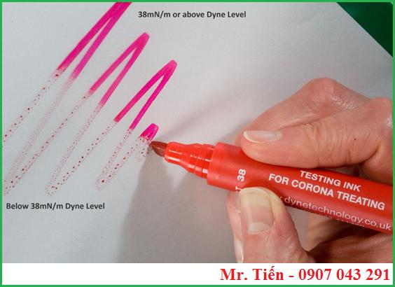 Hướng dẫn sử dụng bút Dyne hãng Arcotest