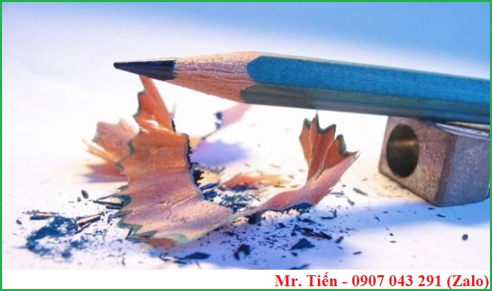 Kiểm tra độ cứng sơn bằng bút chì (Pencil Hardness Tester)