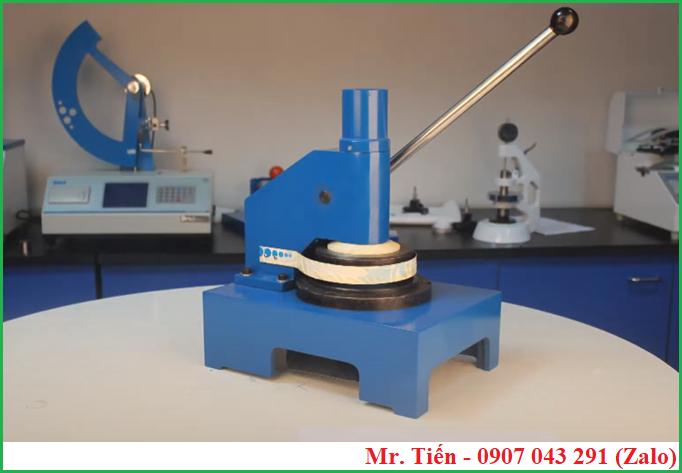 Máy cắt mẫu tròn Cobb (Cobb Sample Cutter) DRK110-1 hãng Drick