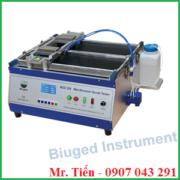 Máy đo độ bền chà rửa (Wet Abrasion Scrub Tester) BGD 526 hãng Biuged
