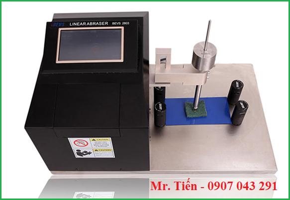 Máy đo độ bền chống mài mòn sơn BEVS 2803