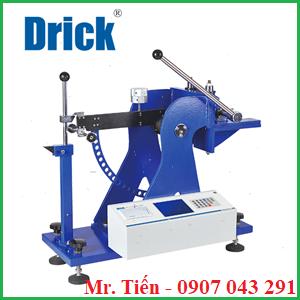 Máy đo độ bền giấy Carton chống lực đâm thủng (Cardboard Puncture Resistance Tester) DRK 104B Drick
