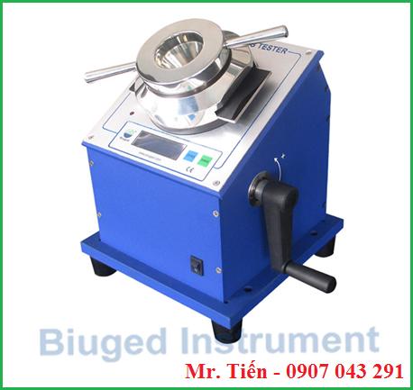 Máy đo độ bền màng sơn Cupping Tester BGD 309 hãng Biuged