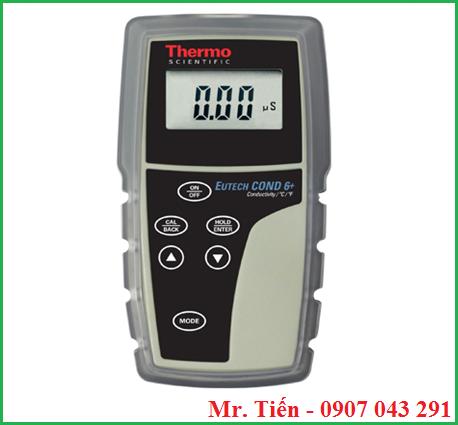 Máy đo độ dẫn điện của nước COND 6+ hãng Eutech