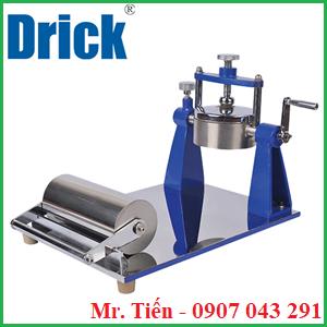 Máy đo độ hấp thụ nước của giấy và bìa Cát tông (Cobb Absorbency Tester) DRK 110 hãng Drick