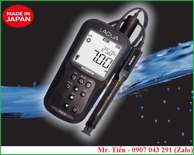 Máy đo độ pH của nước LAQUA pH 210 Horiba Nhật Bản
