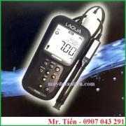 Máy đo độ pH của nước nuôi thủy sản pH 210 hãng Horiba