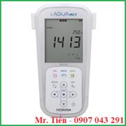 Máy đo dòng điện trong đất nước Conductivity EC 110 hãng Horiba Nhật Bản siêu bền