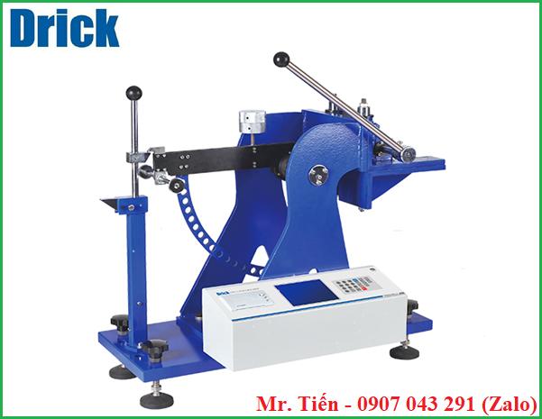 Máy đo lực đâm thủng giấy Carton (Cardboard Puncture Resistance Tester) DRK 104B hãng Drick